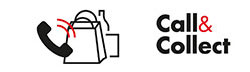 Retirez vos commandes en boutique: Call&Collect